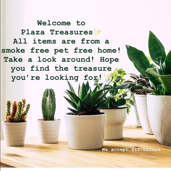 Welcome to Plaza Treasures✨